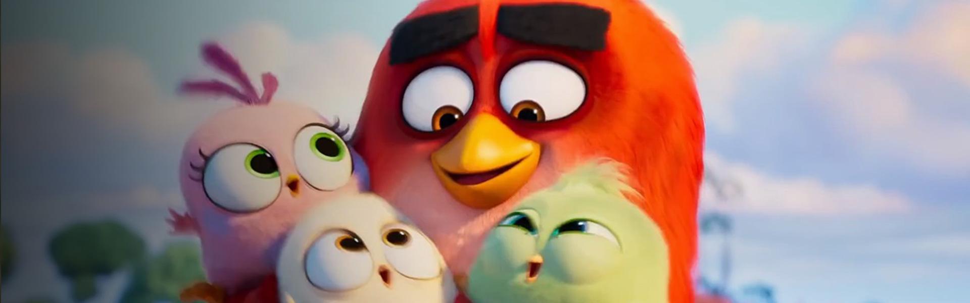 The Angry Birds Movie 2 – Minimax Cinema